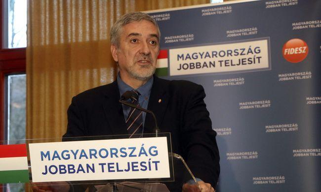 Halász János: A Jobbik újra bizonyította, hogy korrupt