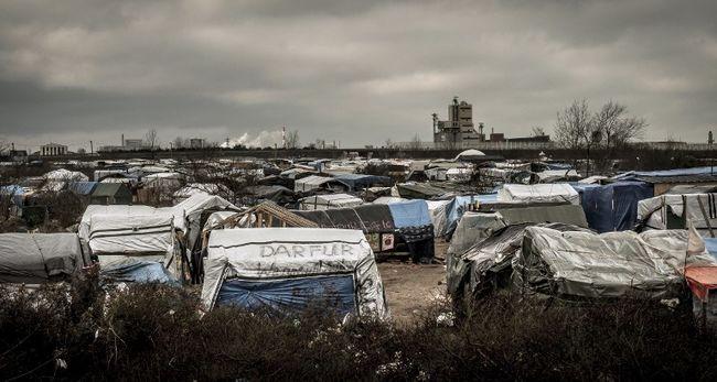 Felszámolják a migránsok sátortáborát