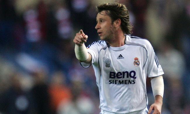A nők és az étel miatt bukott meg az olasz csatár a Real Madridnál