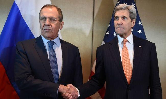 Megcsörrent Lavrov telefonja: ezért hívták őt Amerikából