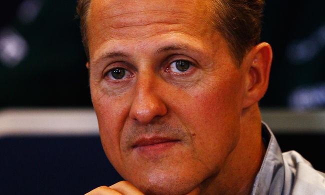 Szomorú hírt közölt a család: rossz állapotban van Schumacher, beszélni sem bír