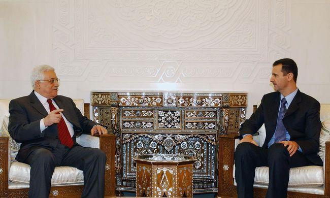 Szíria elnöke: Európán múlik, hogy mikor mennek haza a menekültek