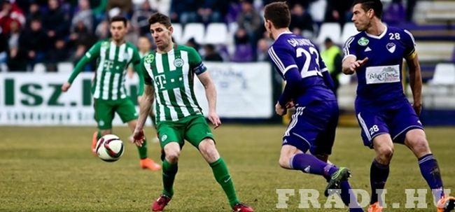 Pintér szenzációs góljával legyőzte a Fradi a Békéscsabát