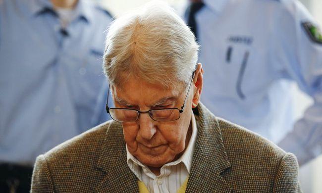 Döbbent csend a teremben: két Auschwitz-túlélő is megszólalt