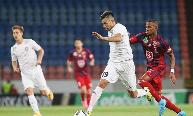 Hazard góljával győzte le az Újpest a Videotont