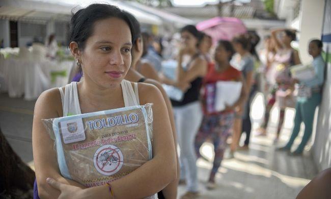 Zika-vírus: kérik, fél évig ne essenek teherbe a nők
