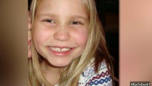 Halálra futtatta a 9 éves kislányt a nagymamája, mert megette a csokit - videó