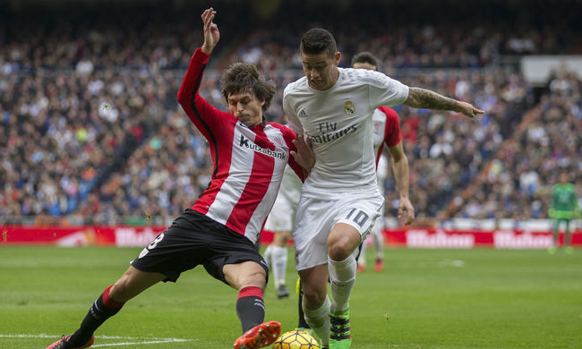 Ronaldo gólokat lőtt, nyert a Real Madrid a Bilbao ellen - videó