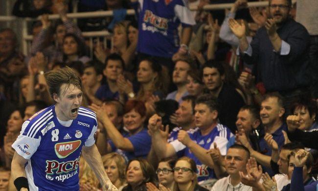 Szenzációs játékkal nyert a Szeged a kézilabda BL-ben