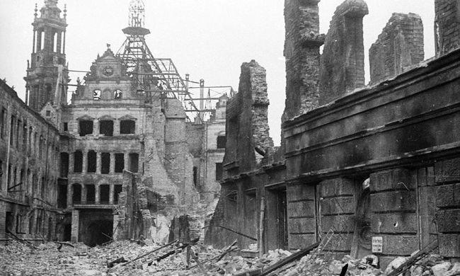 Drezdában neonácik próbálták megzavarni a megemlékezést