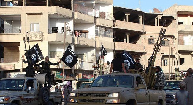 Kegyetlen taktikával élik túl a bombázásokat a terroristák