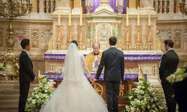 Megható videó: a menyasszony minden nap írt valamit leendő férjének az esküvőig