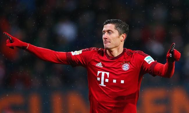 Magabiztos győzelem a Bayern Münchentől - videó