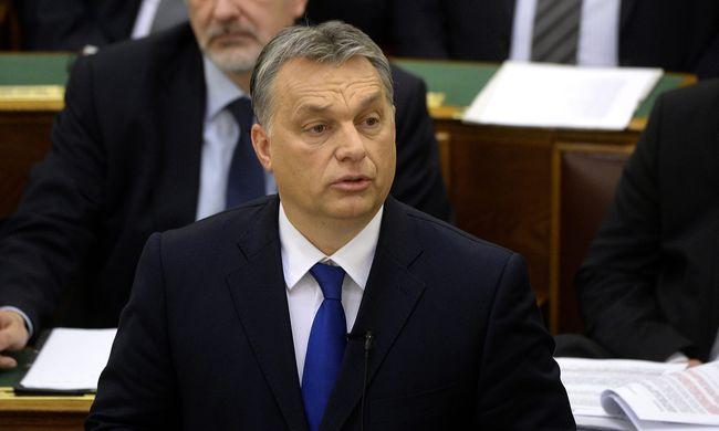 Orbán Viktor: Magyarország nem engedi a migránsok uniós betelepítését