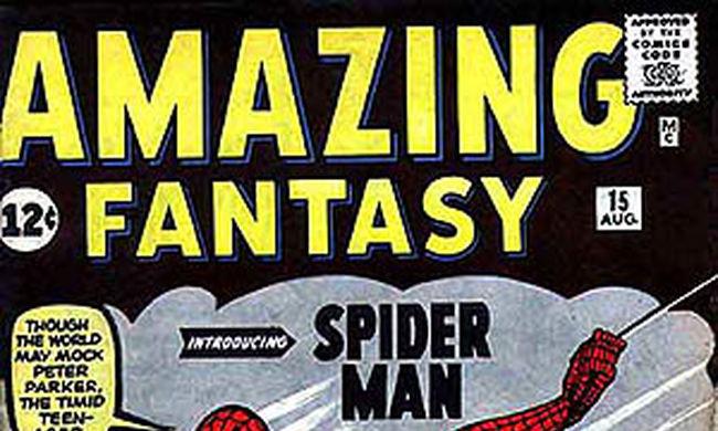 Négyszázezer dollárért árverezik el Pókember első képregényét
