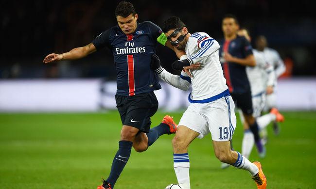 Bajnokok Ligája: Nyert a PSG a Chelsea ellen - videó