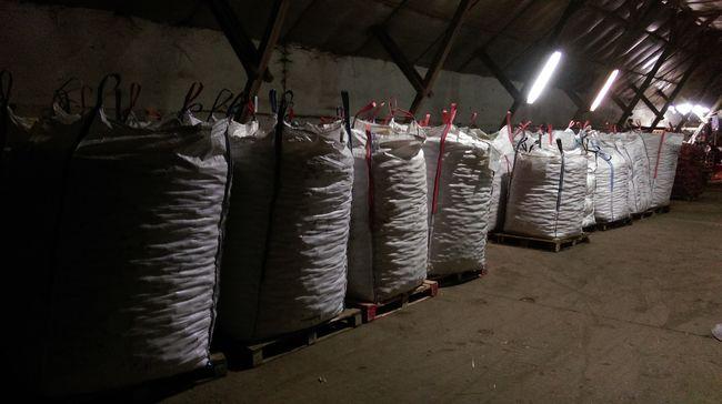 Lefoglaltak 8,5 millió forintnyi krumplit, nem tudták igazolni az eredetét