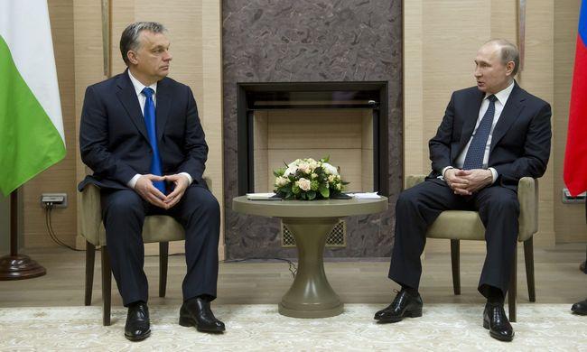"""Orbán-Putyin találkozó: """"Paks II. az évszázad üzlete"""""""