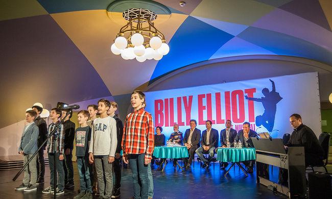 Billy Elliot - sztárokkal mutatja be Elton John világsikerű musicaljét az Erkel Színház