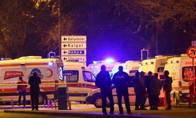 Ankarai terror: ő robbantott