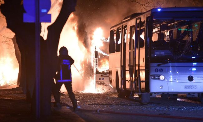 Ankarai robbantás: megtorlás jön