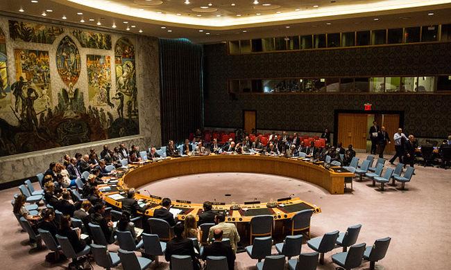 Orosz kérésre ül össze az ENSZ Biztonsági Tanácsa
