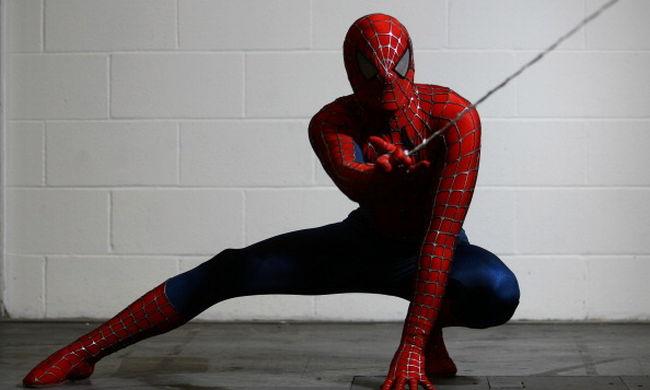 Rengeteg pénzt keresett a Pókemberrel