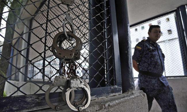 Száz megcsonkított holttestet találtak a börtön szennyvízcsatornájában