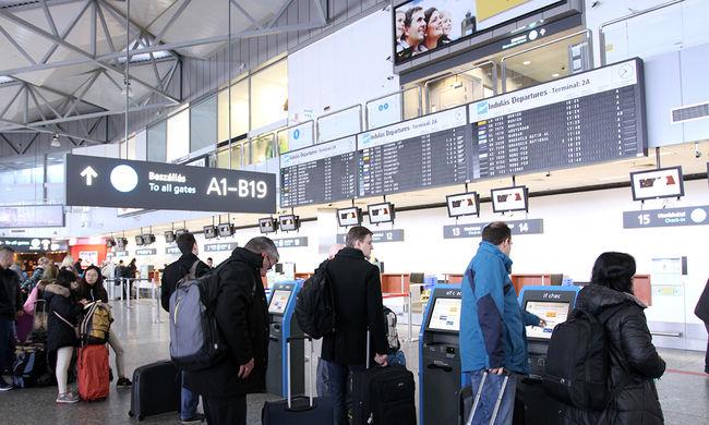 Kiakadtak az utasok, éjjel ellopták az értékeiket a poggyászból Ferihegyen