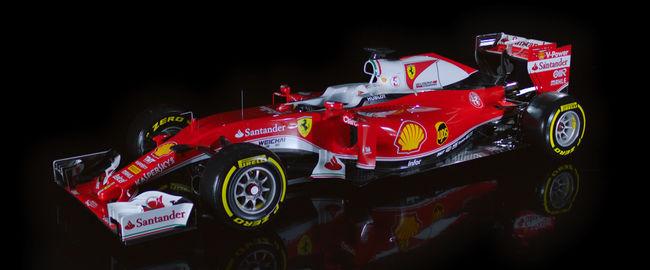 Itt az új Ferrari! - képgaléria!