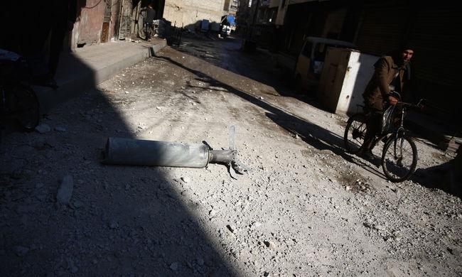 Szíria: az ellenzék tűzszünetet tartana, ha Oroszország nem bombázna