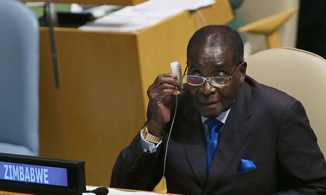 """Visszavonulásáról kérdezték az elnököt, azt válaszolta: """"Azt akarja, hogy megüssem?"""""""