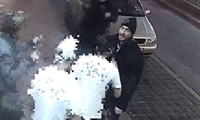 Megvert az étteremben egy embert, a rendőrség keresi