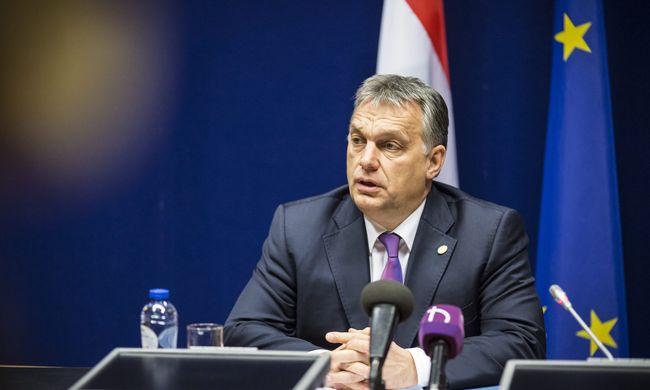Orbán Viktor: elértük, hogy egyetlen uniós polgárt sem lehet hátrányosan megkülönböztetni