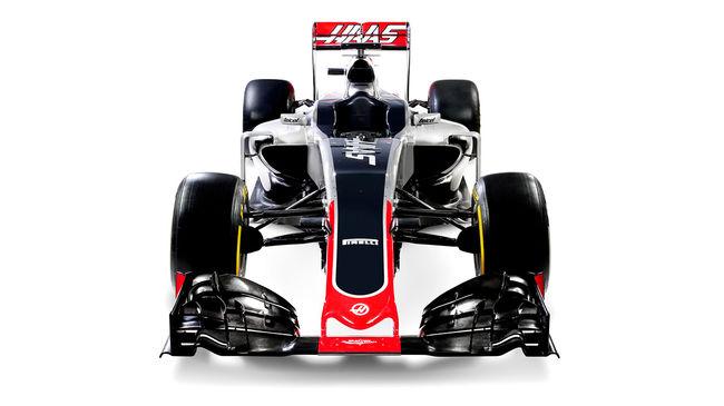 Az amerikai újonccsapat is bemutatta F1-es kocsiját