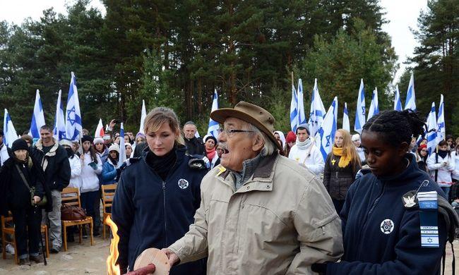 Meghalt az utolsó koncentrációs tábor túlélő