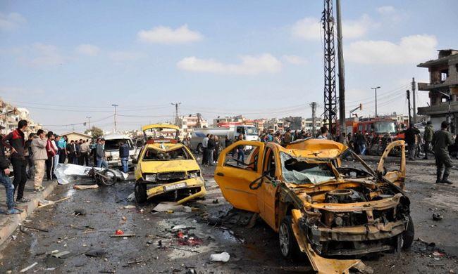 Már 46 halottja van a robbantásnak