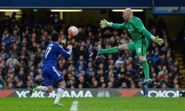 A Chelsea legyőzte a Manchester Cityt az FA-kupában