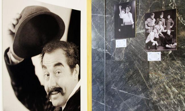 Kállai '90: egy színészlegenda élete fotókon