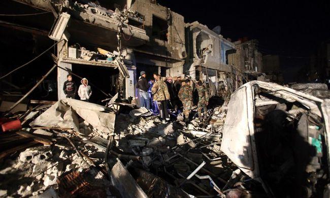 Szíria: megpróbálják helyreállítani a tűzszünetet