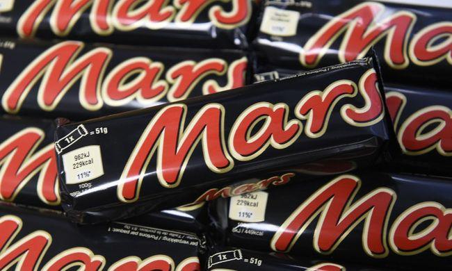 Magyarországon is van a veszélyes Mars-csokikból