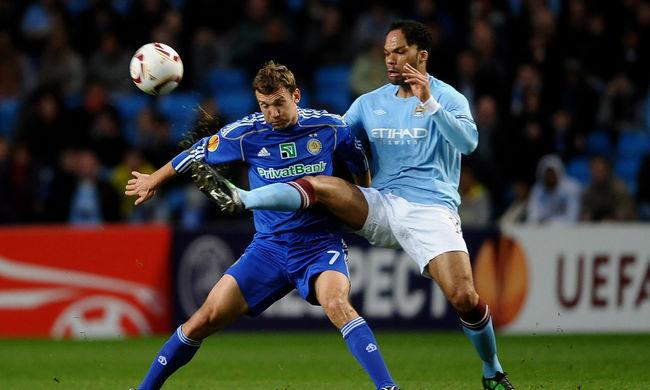 41 éves kapussal készül a Manchester City megállítására a Dinamo Kijev