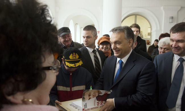 Orbán Viktor: 33 milliárd forintból újulhat meg Szekszárd