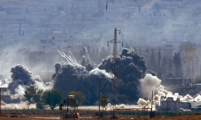 Földi László: Szíria avagy Európa