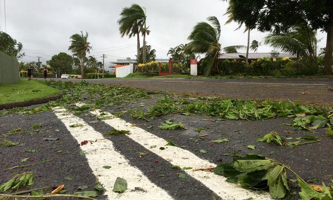 Letarolta a szigetet az óriásvihar, 29-en haltak meg
