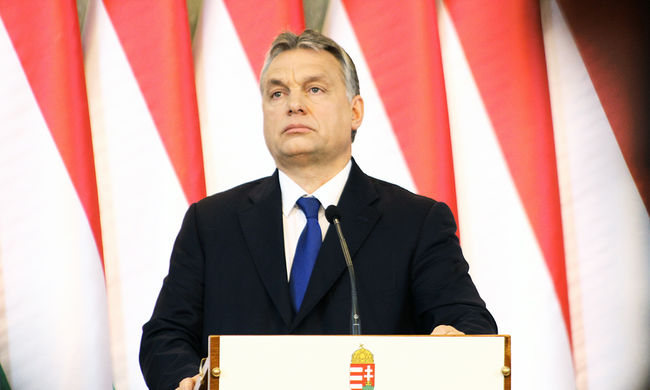 """Orbán Viktor: """"Döntésem nem Európa ellen szól, hanem az európai demokrácia védelméért"""""""