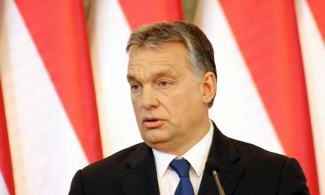 Orbán Viktor Lisszabonba utazott