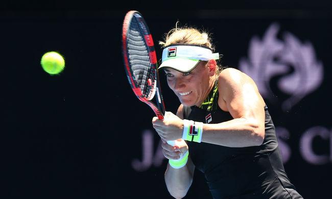 Magyar teniszező újabb bravúros győzelme, ráadásul egy érdekes rekordot is tart