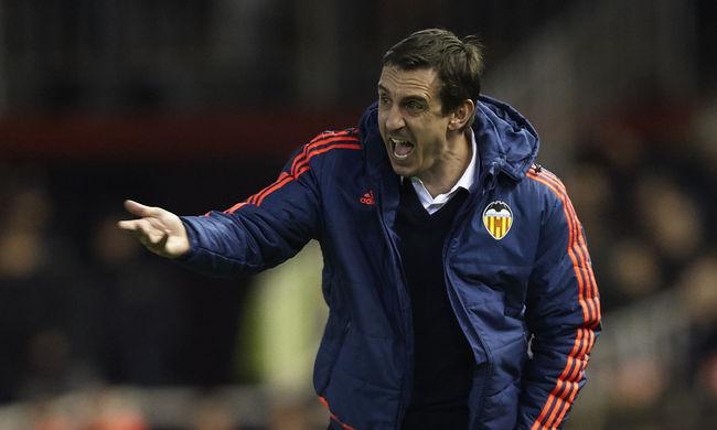 Óriási bírói baki miatt esett ki a Valencia - videó
