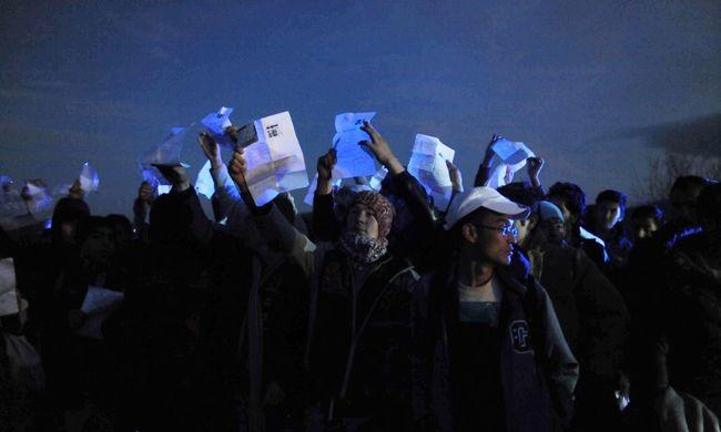 Legmagasabb készültségben a szerb biztonsági szervek a migránsválság miatt